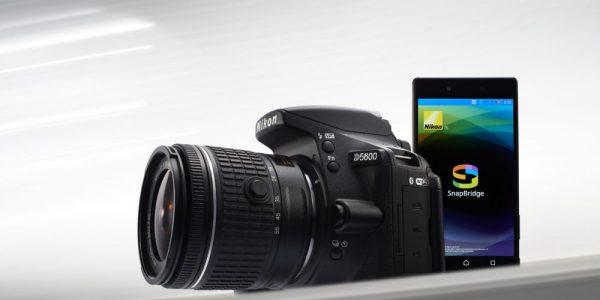 Järjestelmäkamera: Nikon D5600