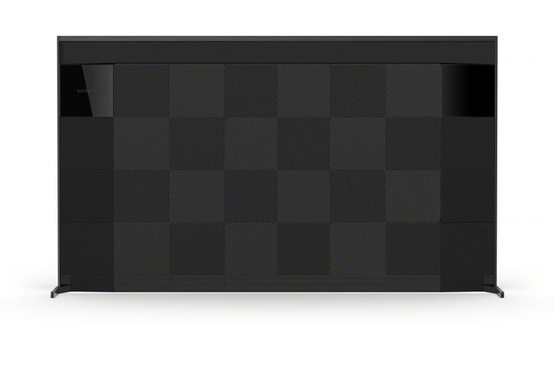 Sony ZH8 rear