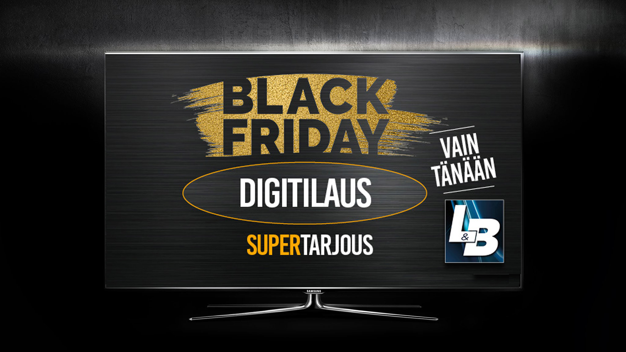 Black Friday Tietokoneet
