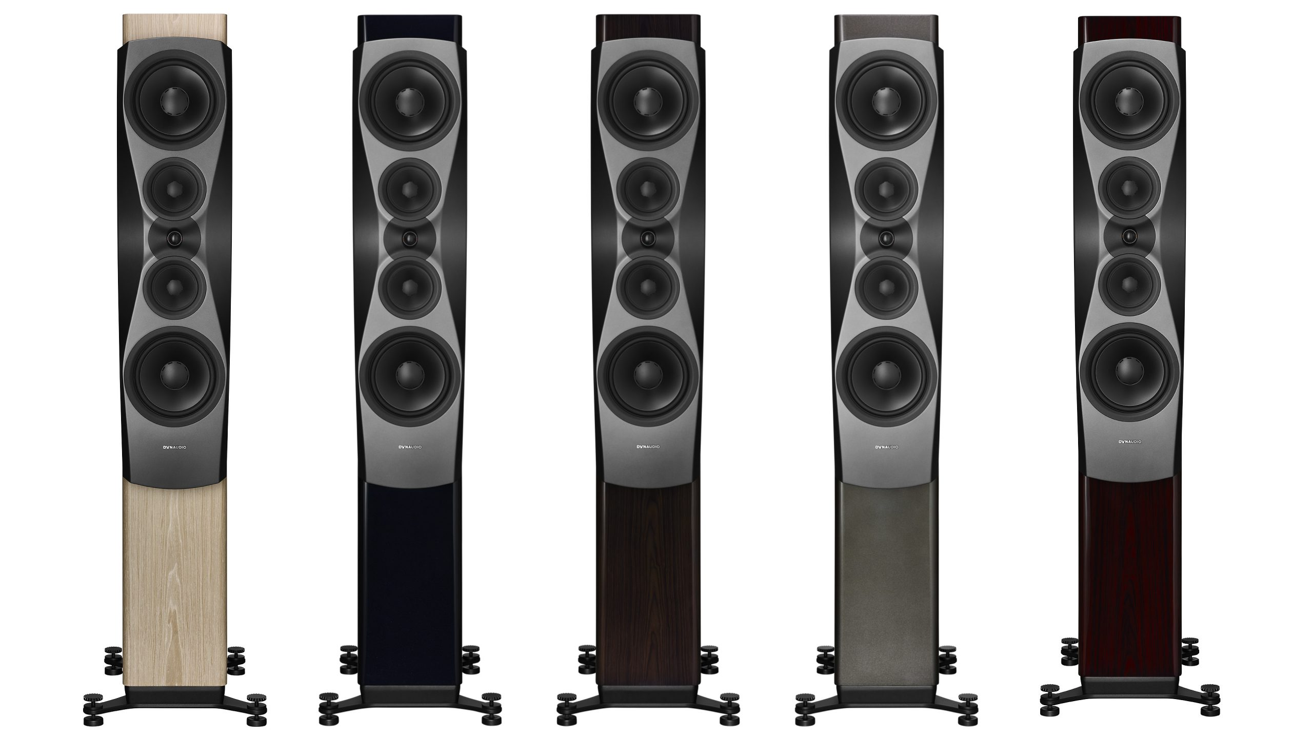 Dynaudio Confidence 60_front all colors