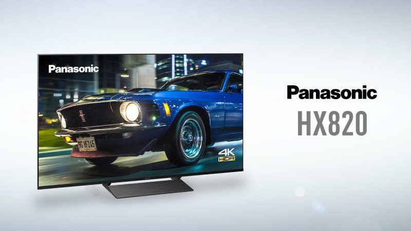 Panasonic HX820
