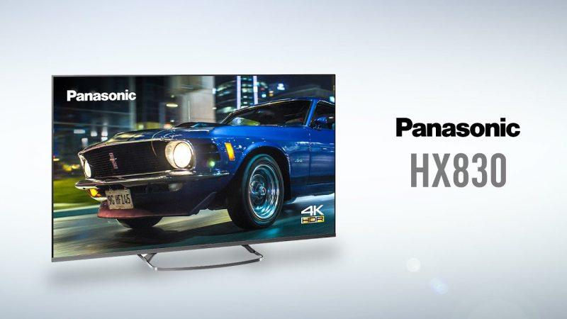 Panasonic HX830