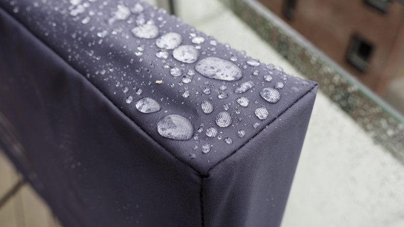 Samsung-Terrrace-rain-cover-closeup-scaled