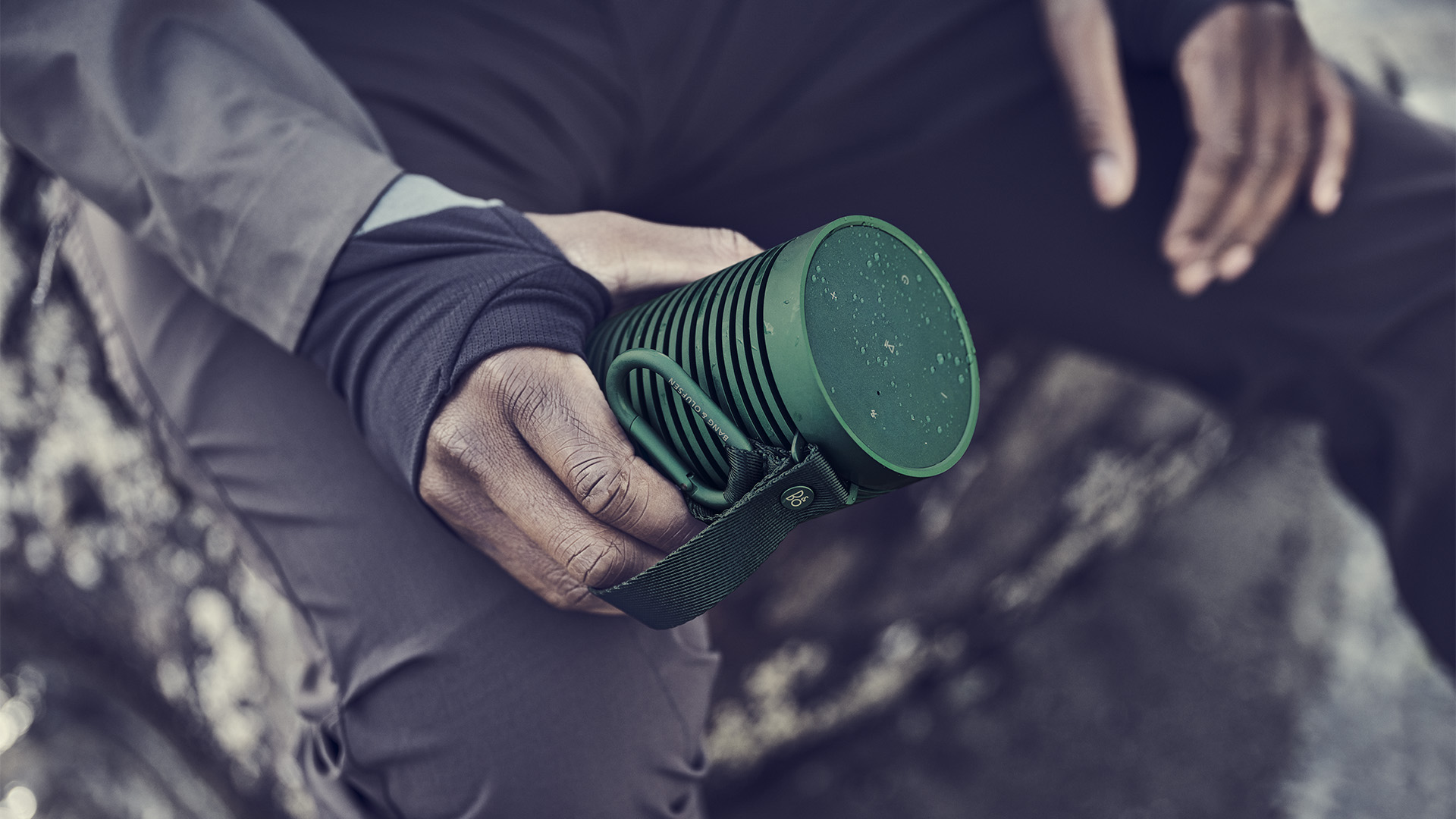 Beosound Explore green