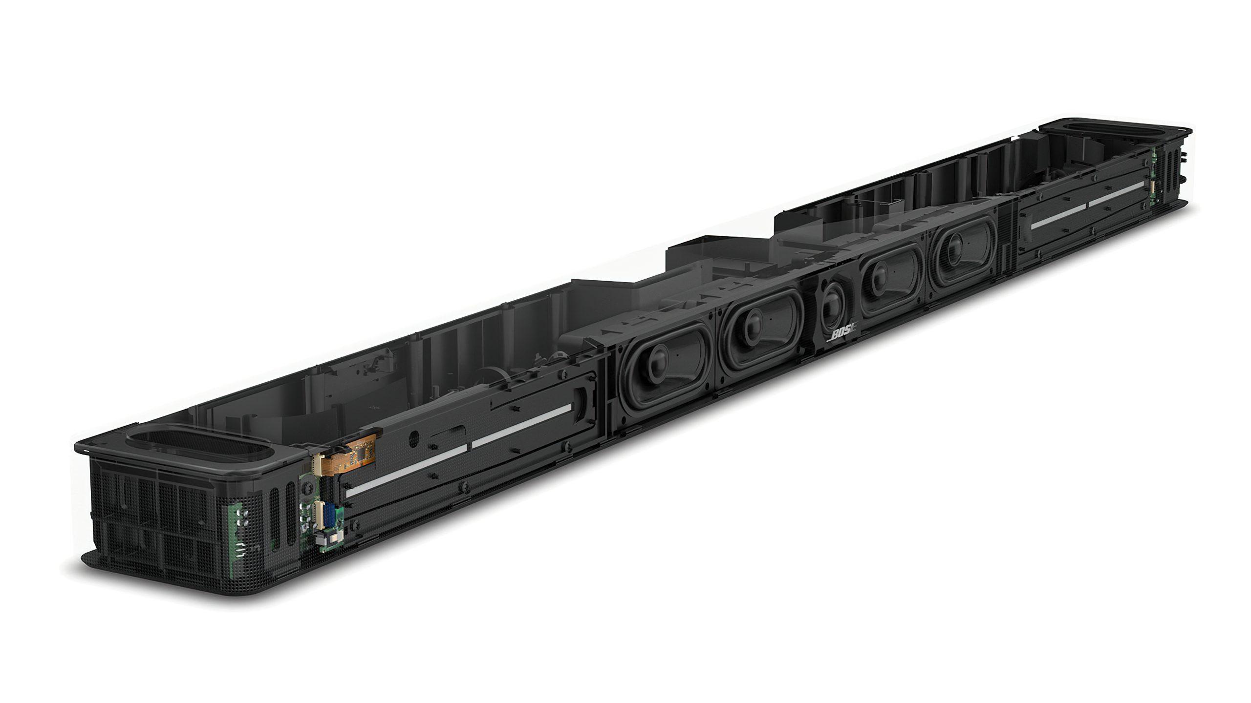 Bose Soundbar 900 exploded