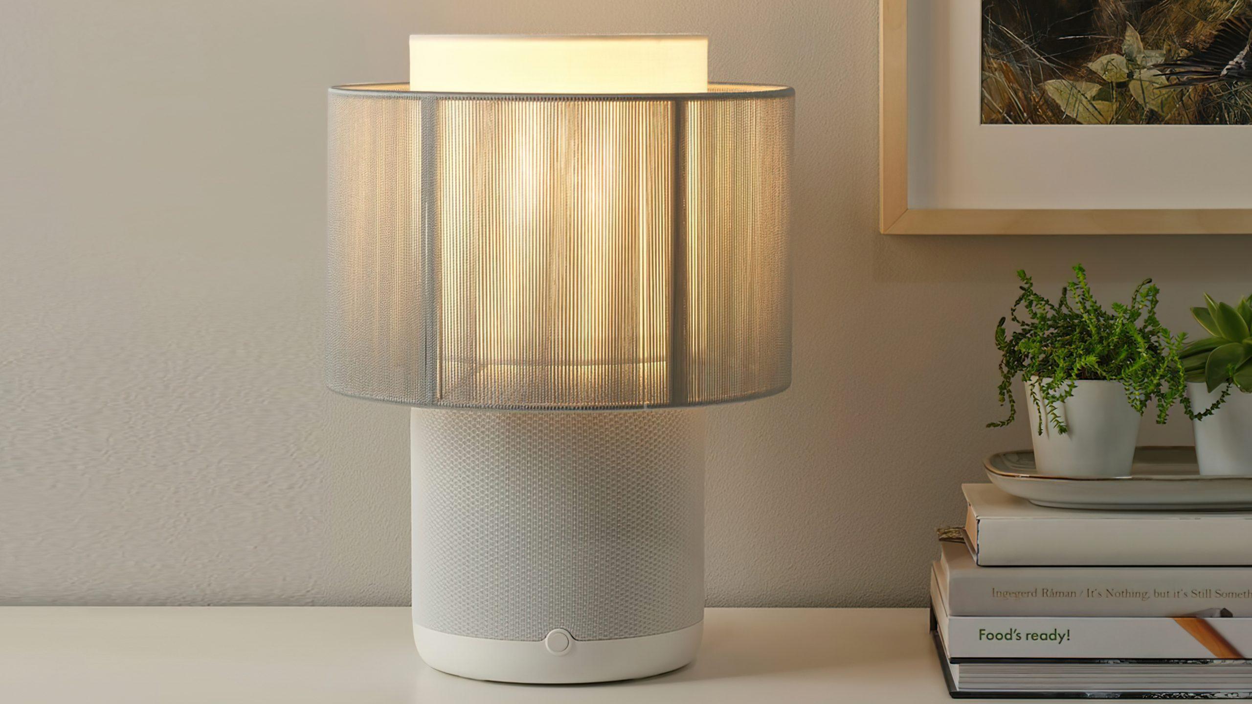 IKEA Symfonisk Bordslampa (6)